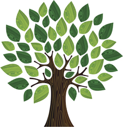 Shade Tree Web Pages Logo